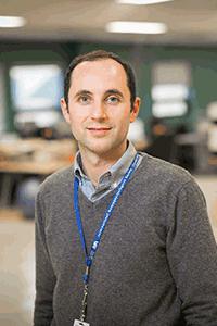 Dr. Noah Silverberg