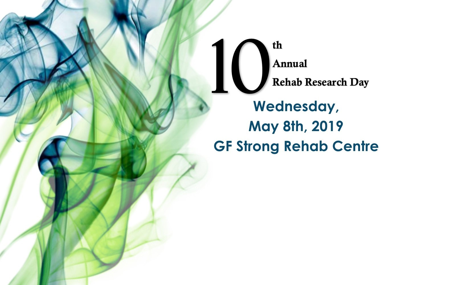 10th Annual GF Strong Rehab Research Day